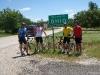 Crossing into Ohio