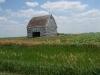 Lone barn in Iowa