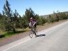 Dan on Dry Road  Day 5
