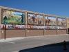 Murals in Vale